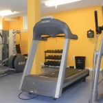 There's plenty of room to stay in shape in our Fitness Center