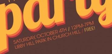 HOGTOBER / SATURDAY, OCTOBER 4 / LIBBY HILL