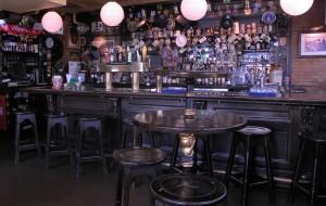 Rosie's, our pub, has the genuine